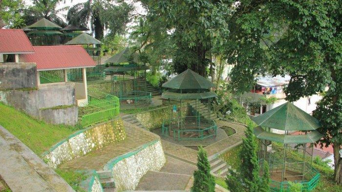 Taman Margasatwa dan Budaya Kinantan, Bukittinggi, Sumatera Barat