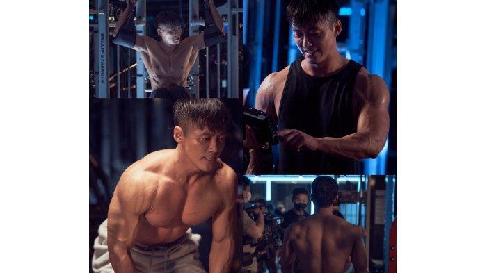 Transformasi drastis tubuh Namkoong Min untuk drama Korea The Veil