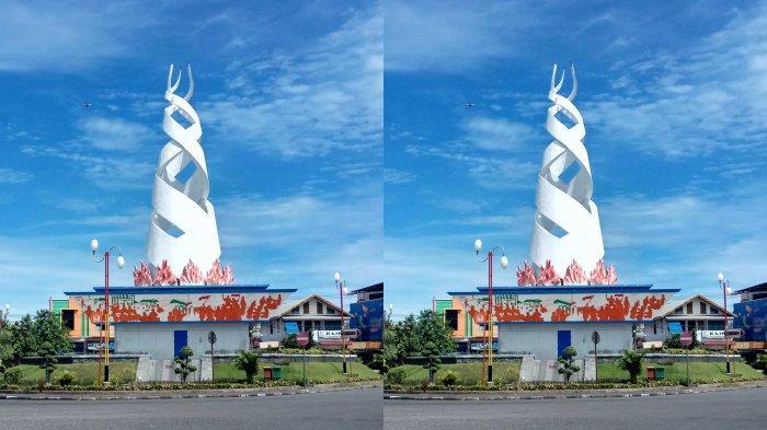 Tugu Padang Area/ Monumen Padang Area