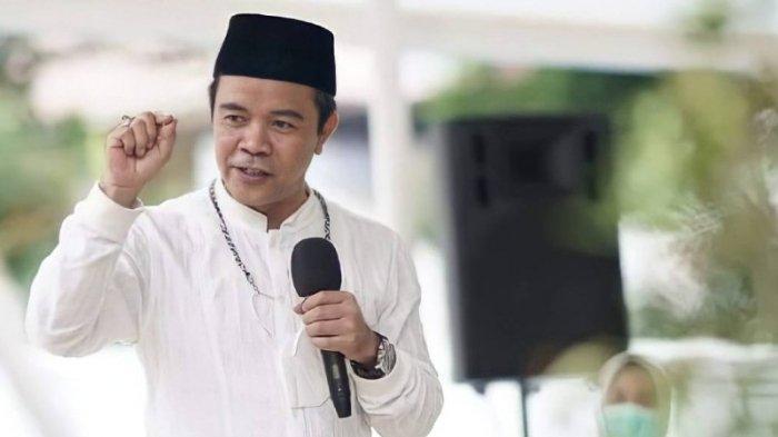 Wakil Katib Syuriyah PWNU DKI Jakarta, KH Taufik Damas.