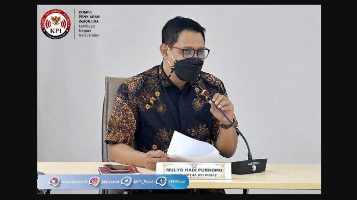 Wakil Ketua KPI Pusat, Mulyo Hadi Purnomo