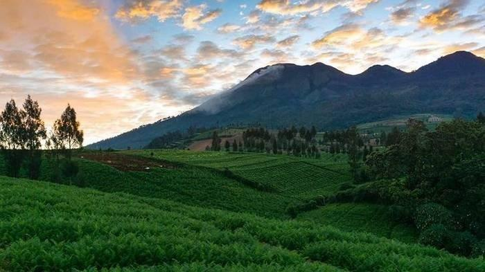 Wisata Alam Brakseng yang berlokasi di Desa Sumberbrantas, Cangar, Batu, Malang, Jawa Timur.