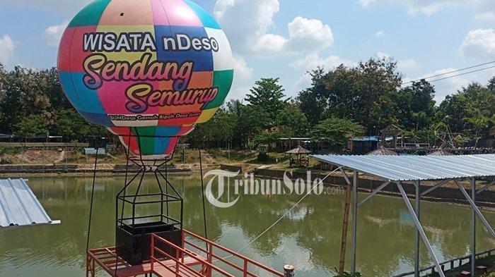 Wisata Desa Sendang Semurup Tribunnewswiki Com Mobile
