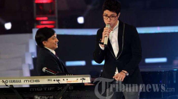 Grup Yovie and Nuno tampil dalam Konser K-20 Spesial Yovie Widianto
