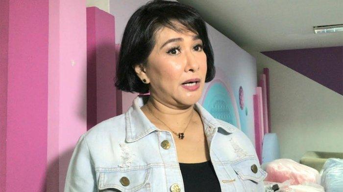 Yurike Prastika ketika ditemui di gedung Trans TV, Jalan Kapten Tendean, Mampang Prapatan, Jakarta Selatan, Rabu (21/10/2020).