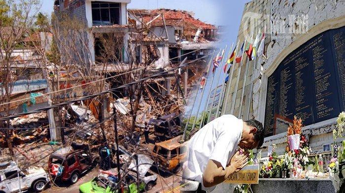12 Oktober 2002, peristiwa Bom Bali I yang menewaskan 202 korban jiwa.