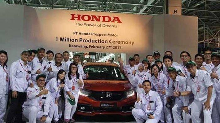 Karyawan PT Honda Prospect Motor (PT HPM)