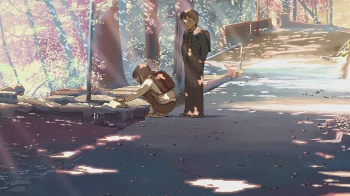 FILM - 5 Centimeters per Second (2007) - Tribunnewswiki.com Mobile