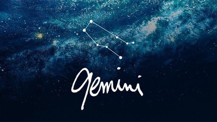 Simbol zodiak Gemini.