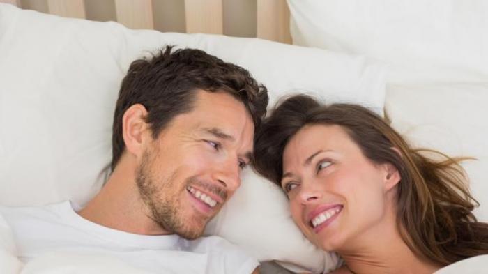 Ilustrasi hubungan intim