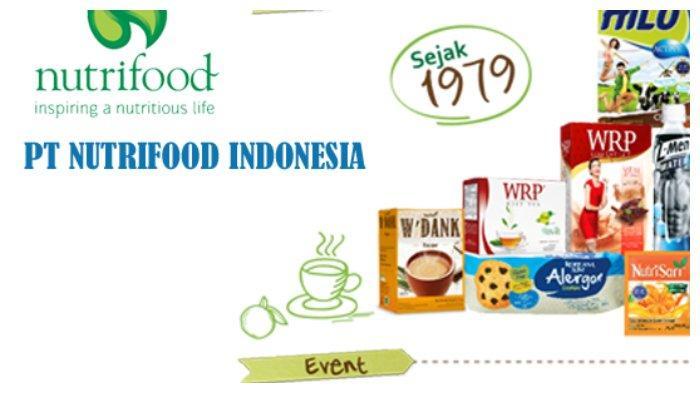 Ilustrasi produk PT Nutrifood Indonesia. Perusahaan ini membuka lowongan kerja untuk lulusan D-3, S-1, dan S-2.