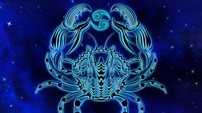ilustrasi zodiak cancer