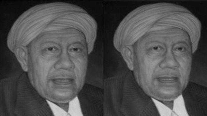 PAHLAWAN NASIONAL - KH Noer Ali