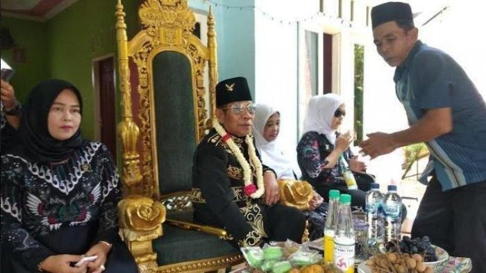 Baginda Sultan Iskandar Jamaluddin Firdaus, pemimpin Kerajaan Angling Dharma Pandeglang