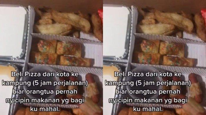 pizza viral tiktok
