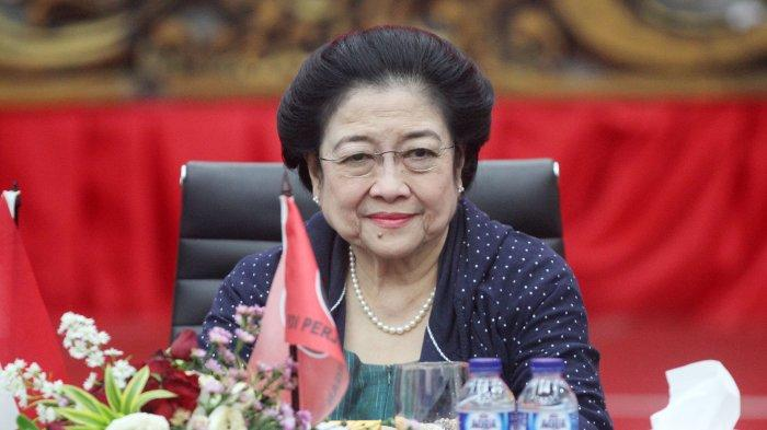Ketua Umum PDI-P Megawati Soekarnoputri.