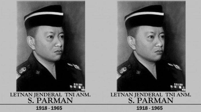 Pahlawan Revolusi Letna Jenderal TNI Anumerta Siswondo Parman