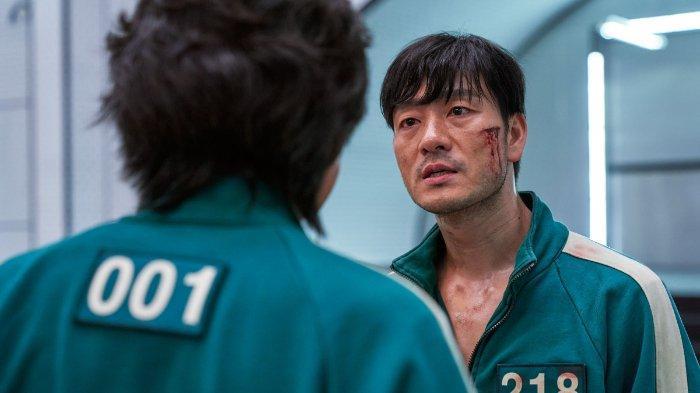 Still cuts drama Korea Squid Game