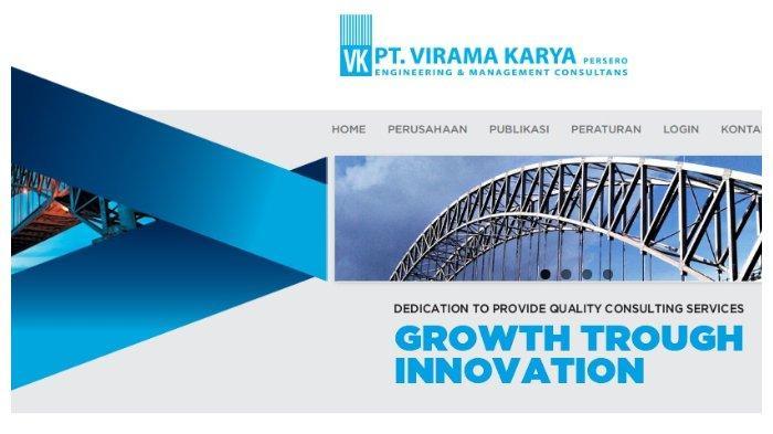 Virama Karya membuka lowongan kerja untuk lulusan S-1 dan D-4.