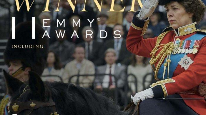 the crown menag emmy awards
