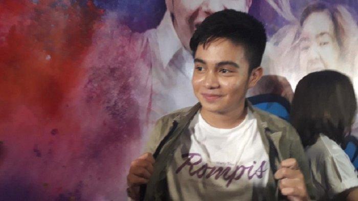 Umay Shahab saat ditemui di kawasan Menteng, Jakarta Pusat, Jumat (20/7/2018).