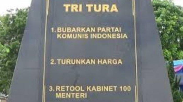 Monumen Tritura (rumusrumus.com)