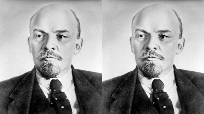 Vladimir Lenin Kepala Pemerintahan Uni Soviet pertama.
