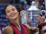 Profil Emma Raducanu, Petenis Berusia 18 Tahun yang Menjuarai US Open 2021