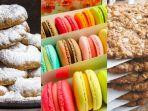 6 Sajian Kue Kering Luar Negeri Untuk Lebaran, Ada Macaron hingga Anzac Khas Australia
