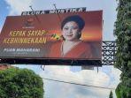 Klarifikasi PDI-P soal Puluhan Baliho di Jalanan: Spontanitas, Tak Berkaitan dengan Pilpres