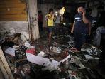 Bom Bunuh Diri Meledak di Pasar Irak yang Dipenuhi Pembeli Menjelang Idul Adha
