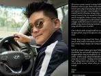 Boy Wiliam Minta Maaf atas Kontennya bersama Lesty Kejora yang Seret Siti Badriah