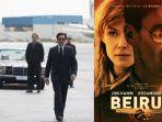Sinopsis Film Beirut, Mantan Diplomat Jadi Negosiator, Tayang di Trans TV Malam Ini Pukul 23.00 WIB
