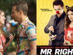 Sinopsis Film Mr. Right, Dibintangi Anna Kendrick, Tayang di Trans TV Malam Ini Pukul 20.00 WIB