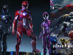Sinopsis Power Rangers, Aksi Remaja Berkekuatan Super, Tayang di Trans TV Malam Ini Pukul 20.00 WIB