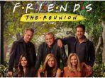 Friends: The Reunion Tayang, Jumlah Streaming Playlist Sitkom Ini di Spotify Melonjak Tajam