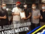 Resmi! Gading Marten Akuisisi Klub Liga 3 Persikota Tangerang