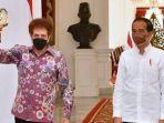 Bertemu Ahmad Albar, Jokowi Dukung Konser Virtual Godbless 48th Anniversary