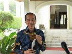 Terkait Julukan King of Lip Service, Jokowi: Mereka Sedang Belajar Mengekspresikan Pendapat, Tapi