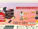 KPK Luncurkan ACFFest 2021, Hadirkan Kompetisi yang Mendukung Kampanye Antikorupsi melalui Film