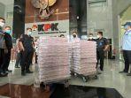 KPK Sita Uang Tunai Rp 52,3 Miliar Terkait Kasus Edhy Prabowo, Ditumpuk hingga Dua Troli