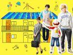 Serial Televisi - Kotaro Lives Alone (2021)