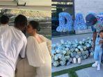 Kylie Jenner Sulap Rumahnya Jadi 'Taman Bunga' untuk Travis Scott saat Perayaan Hari Ayah