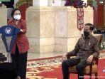 Megawati Berikan Nasihat ke Jokowi Terkait Pandemi Covid-19: 'Bapak yang Tegar'