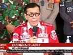 Yasonna Laoly: Lapas Kelas I Tangerang Over Kapasitas 400 Persen