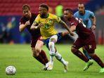 Jadwal Perempat Final Copa America 2021, Brasil Lawan Chile hingga Argentina Hadapi Ekuador