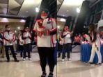 Kronologi Atlet Lifter Nurul Akmal Dapat Body Shaming, Diteriaki 'Yang Paling Kurus' di Bandara