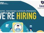 Lowongan Kerja BUMN PT Hotel Indonesia Natour September 2021 untuk Lulusan Minimal S-1