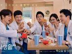 Lirik dan Terjemahan Lagu Already One Year, OST Hospital Playlist Season 2 di Episode 5