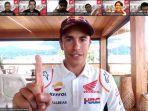 Pesan Marc Marquez dan Pol Espargaro untuk Komunitas Bikers Honda Indonesia di Masa Pandemi